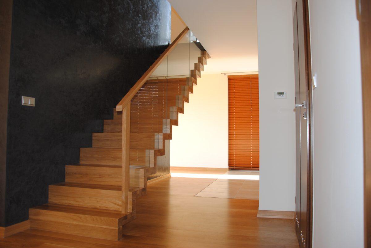 schody dębowe legnica